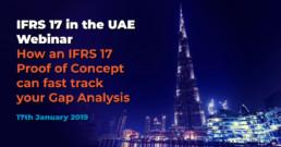 IFRS 17 UAE webinar