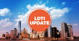 LDTI deadline update